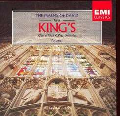 King's College Choir of Cambridge - The Psalms of David, Vol. 1 mp3 download