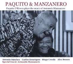 Paquito D'Rivera - Paquito & Manzanero mp3 download
