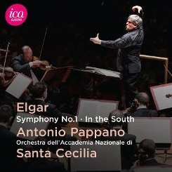 Antonio Pappano / Accademia di Santa Cecilia Orchestra - Elgar: Symphony No. 1; In the South mp3 download