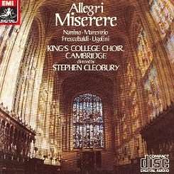 King's College Choir of Cambridge - Allegri: Miserere mp3 download
