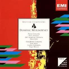 Peter Donohoe / John Harle - Dominic Muldowney: Piano Concerto; Saxophone Concerto mp3 download