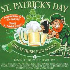 Paddy O'Sullivan - St. Patrick's Day: Great Irish Pub Songs mp3 download