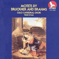 Oslo Cathedral Choir - Motets by Bruckner and Brahms mp3 download