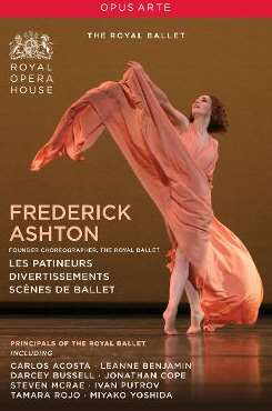Various Artists - Frederick Ashton: Les Patineurs; Divertissment; Scenes de Ballet mp3 download