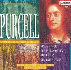 Academy of St. Martin-in-the-Fields / Neville Marriner - Purcell: Opera Suites mp3 download