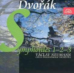 Václav Neumann - Dvorák: Symphonies Nos. 1-3 mp3 download