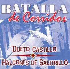 Dueto Castillo / Los Halcones de Salitrillo - Batalla de Corridos mp3 download