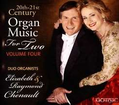Elizabeth Chenault / Raymond Chenault - 20th-21st Century Organ Music for Two, Vol. 4 mp3 download