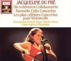 Jacqueline du Pré - Favourite Cello Concertos mp3 download
