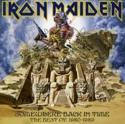 Iron Maiden - Somewhere Back in Time: The Best of 1980-1989 mp3 download