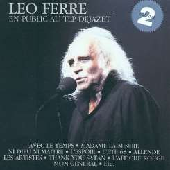 Léo Ferré - En Public Au TLP Dejazet, Vol. 2 mp3 download