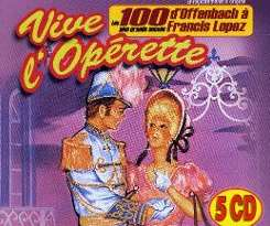 Various Artists - Vive l'Operette mp3 download