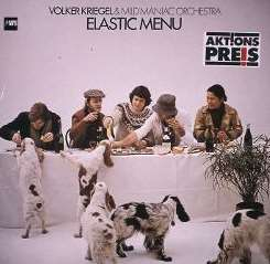 Volker Kriegel - Elastic Menu mp3 download