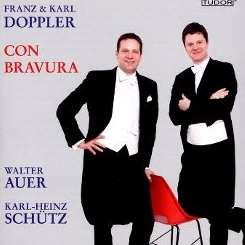 Walter Auer / Karl-Heinz Schütz - Franz & Karl Doppler: Con Bravura mp3 download