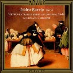 Isidro Barrio - Beethoven: Sonata quasi una fantasia; Schumann: Carnaval mp3 download