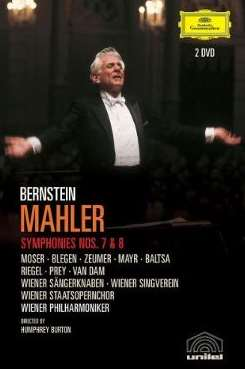 Leonard Bernstein - Mahler: Symphonies Nos. 7 & 8 mp3 download