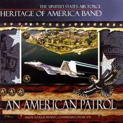 United States Air Force Heritage of America Band - An American Patrol mp3 download