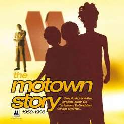 Various Artists - The Motown Story mp3 download