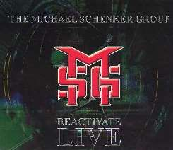 Michael Schenker - Reactivate Live mp3 download