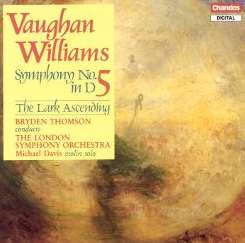 Bryden Thomson - Vaughan Williams: Symphony No. 5 mp3 download