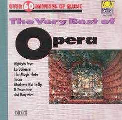 The Very Best of Opera mp3 download
