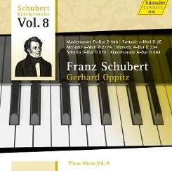Gerhard Oppitz - Schubert: Piano Works, Vol. 8 mp3 download