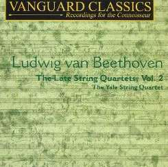 Yale Quartet - Beethoven: The Late String Quartets, Vol. 2 mp3 download