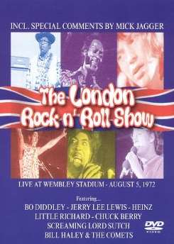 Various Artists - The London Rock & Roll Show [Benz-Street DVD] mp3 download