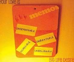 Big Life Desire - Your Love Is mp3 download