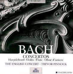 Trevor Pinnock / The English Concert - Bach: Concertos mp3 download
