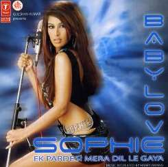 Sophie Baby Love - Ek Pardesi Mera Dil le Gaya mp3 download