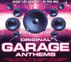 Various Artists - Original Garage Anthems mp3 download