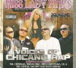 Miss Lady Pinks - Voices of Chicano Rap mp3 download