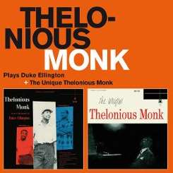 Thelonious Monk / Thelonious Monk Trio - Palys Duke Ellington/The Unique Thelonious Monk mp3 download