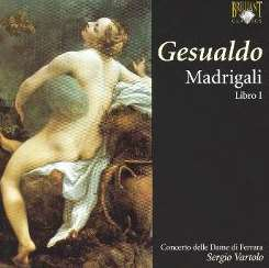 Sergio Vartolo - Gesualdo: Madrigali, Libro I mp3 download