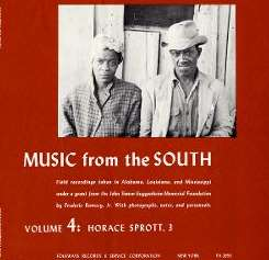Horace Sprott - Music from the South, Vol. 4: Horace Sprott 3 mp3 download
