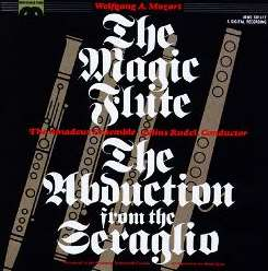 Mozart: The Magic Flute/The Abduction From The Seraglio mp3 download
