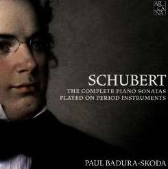 Paul Badura-Skoda - Schubert: The Complete Piano Sonatas Played On Period Instruments mp3 download