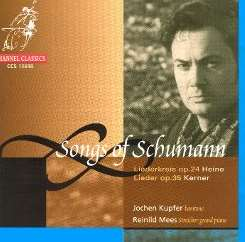Jochen Kupfer / Reinild Mees - Songs of Schumann mp3 download