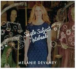 Melanie Devaney - Single Subject Notebook mp3 download