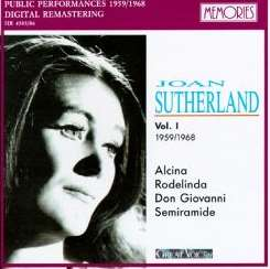 Joan Sutherland - Joan Sutherland: Great Voices, Volume I mp3 download
