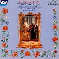 The Clerks' Group - Ockeghem: Masses mp3 download