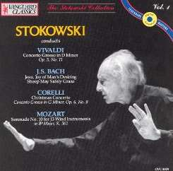 Leopold Stokowski - Stokowski Conducts Vivaldi/Bach/Corelli/Mozart mp3 download