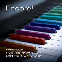 Various Artists - Encore!: Recorded Live at the Sydney International Piano Competition of Australia 2016 mp3 download