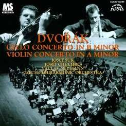 Josef Chuchro / Václav Neumann / Josef Suk - Dvorák: Cello Concerto in B minor; Violin Concerto in A minor mp3 download