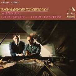 Georges Prêtre / Alexis Weissenberg - Rachmaninoff: Concerto No. 3 mp3 download