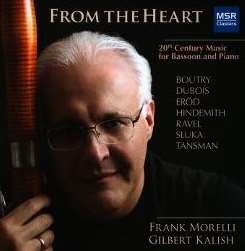 Frank Morelli - From the Heart mp3 download