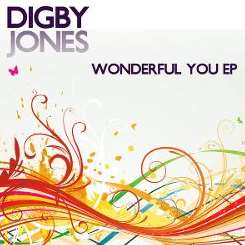 Digby Jones - Wonderful You EP mp3 download