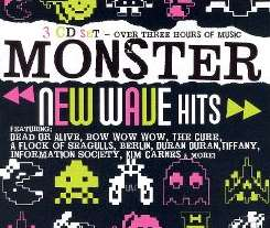 Various Artists - Monster New Wave Hits mp3 download
