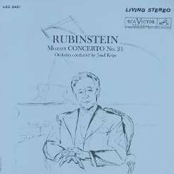 Josef Krips / Arthur Rubinstein - Mozart: Piano Concerto No. 24; Rondo in A minor, K.511 mp3 download
